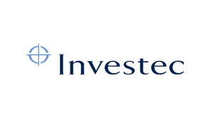 Investec logo _ client of Hannah Duncan Investment Content Ltd