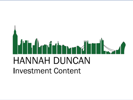 Why Hannah Duncan Investment Content Ltd?
