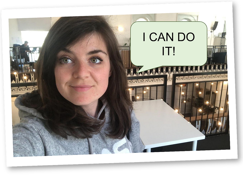 Hannah Duncan from Hannah's Blog, shortlisted in the Headline Money Awards 2021 Blog of the Year