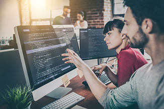 Developing programming and coding techno