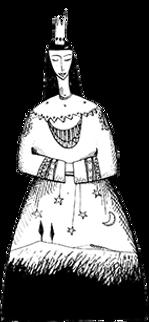Grandes Oreilles Anne Kovalevsky
