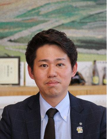森田浩司町長.jpg