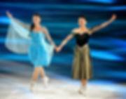 スケートフィギアの浅田姉妹