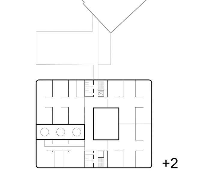 2. Obergerschoss
