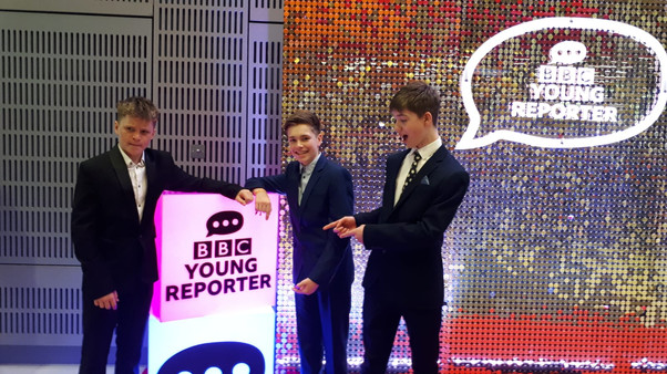 Young Reporter Box