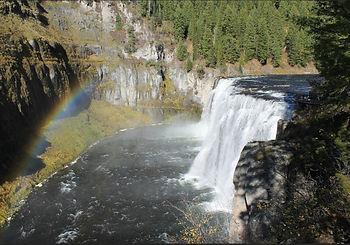 Mesa Falls | Idaho
