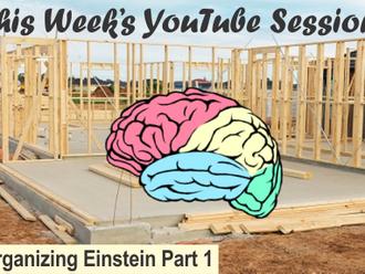 Organized Einstein Part 1