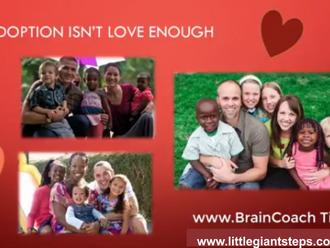 Adoption Isn't Love Enough?