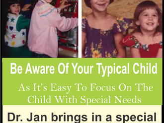 Siblings of Special Needs Children