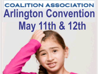 THSC Homeschool Convention     Arlington, TX May 11- 13, 2018