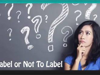 To Label or Not To Label...