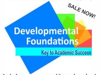 Developmental Foundations = Success