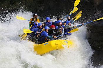 Whitewater Rafting | Yellowstone | Montana