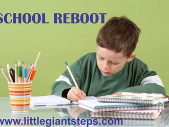 SCHOOL REBOOT