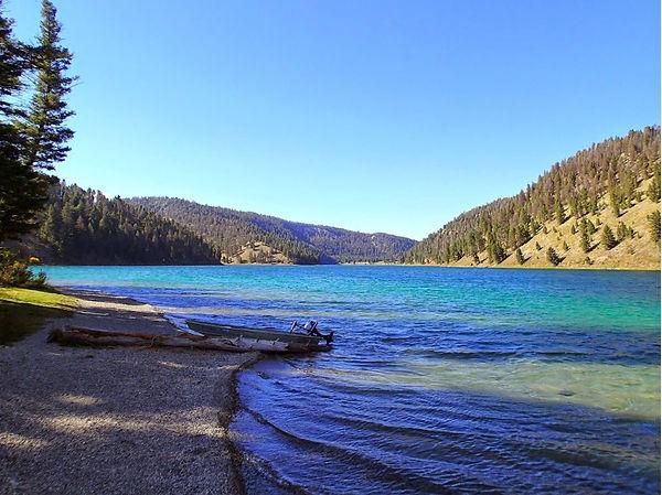 Wade Lake   Montana   Fishing