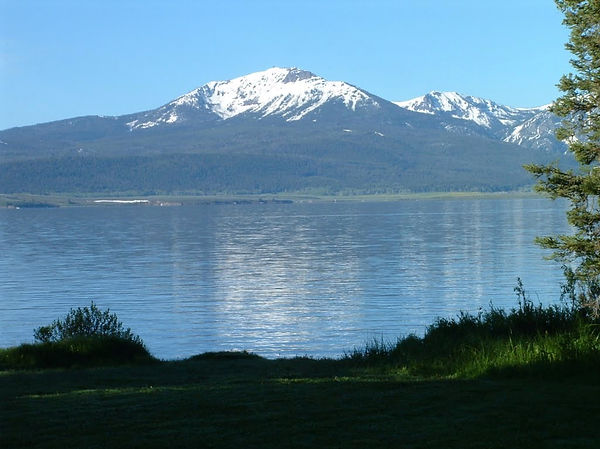 Henrys Lake | Idaho | Lodging