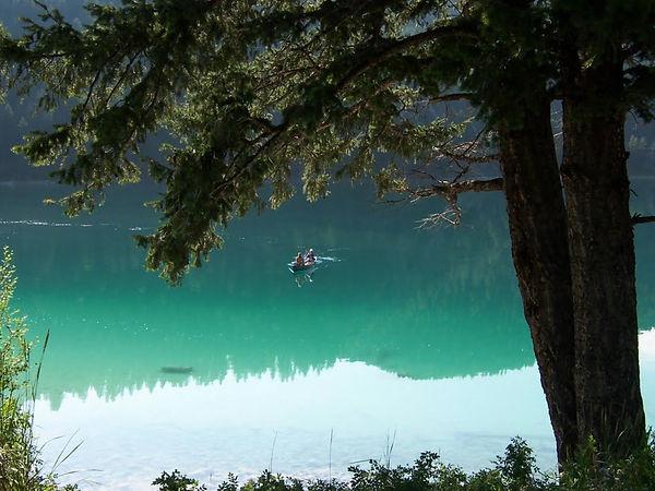 Cliff Lake | Montana | Fishing