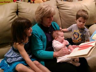 Reading To Children - Benefits Galore