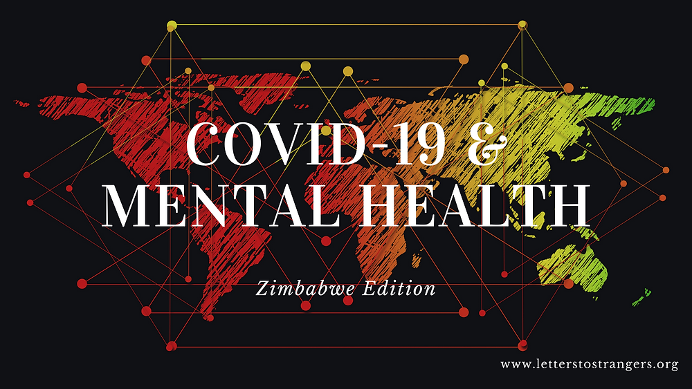 COVID-19 and Mental Health in Zimbabwe graphic