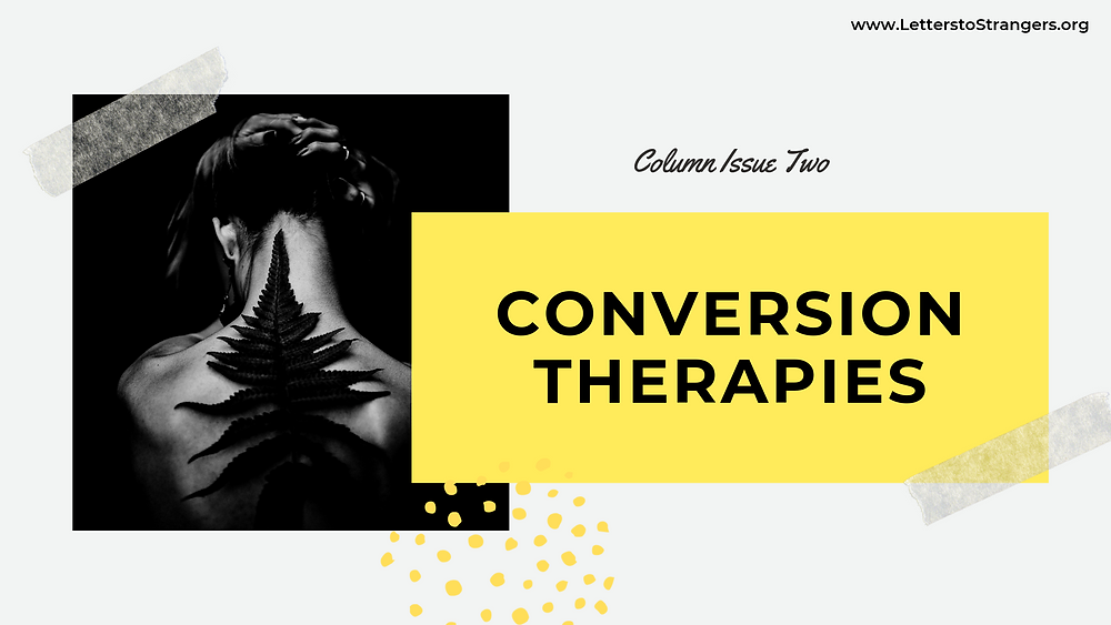 Conversion Therapy Mental Health article header image