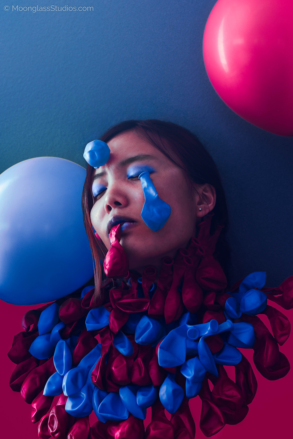 Bipolar Balloons by Diana Chao