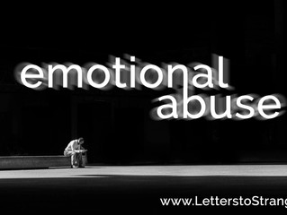 Emotional Abuse: A Deeper Look