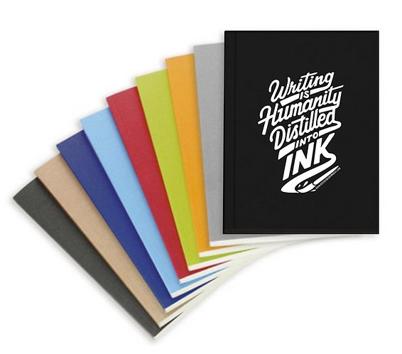 100% Recycled Notebook with Soy-based Ink