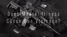 OPINION: Stop Blaming Gun Violence on Mental Illness