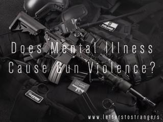 OPINION: Stop Blaming Gun Violence on Mental Illness