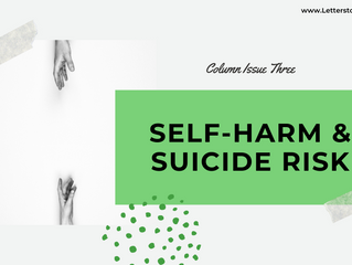 Self-Harm and Suicide Risk in LGBT Youth
