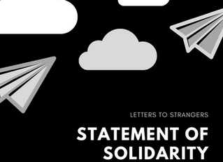 Statement of Solidarity with Black Lives Matter