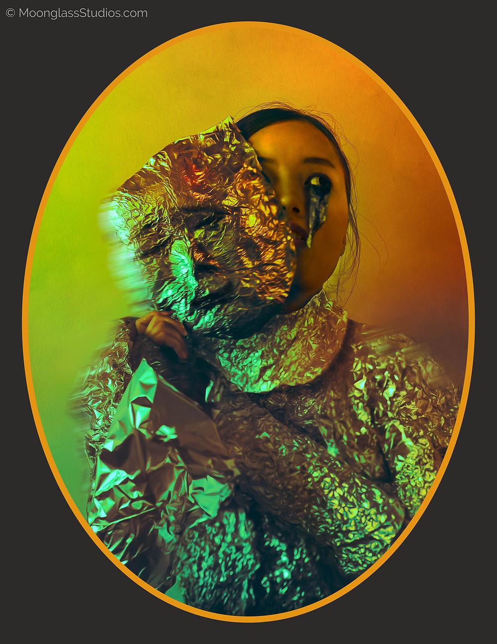 Masked Malady by Diana Chao