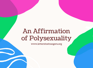 An Affirmation of Polysexuality
