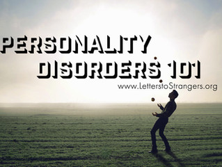 Personality Disorders: What You Need to Know