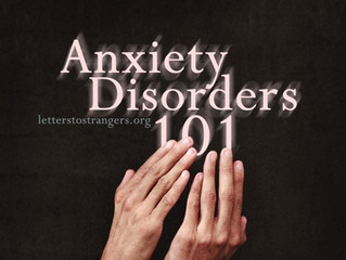 Anxiety Disorders: What You Need to Know
