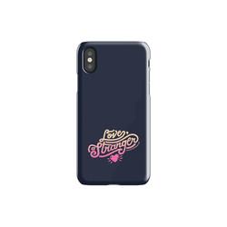 loveastrangerphonecase