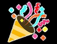 celebrate cutout