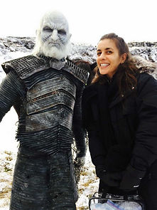 game of thrones, white walker