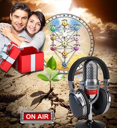 תוכנית הרדיו חגיגה ברדיו