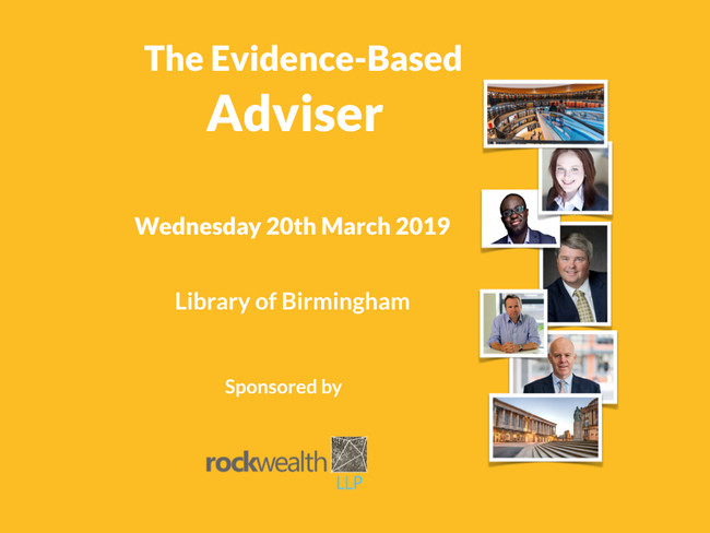 Coming to Birmingham on 20th March?