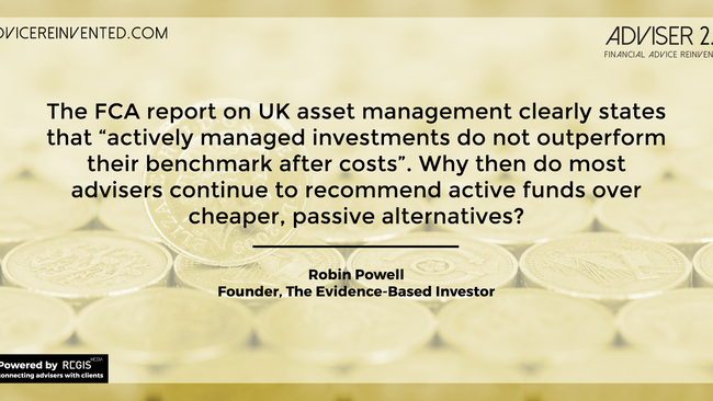 Are advisers limiting competition in asset management?