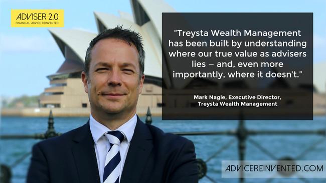 Mark Nagle: an Englishman helping to shape Australia's advice profession