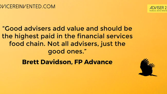 Advisers add far more value than fund managers