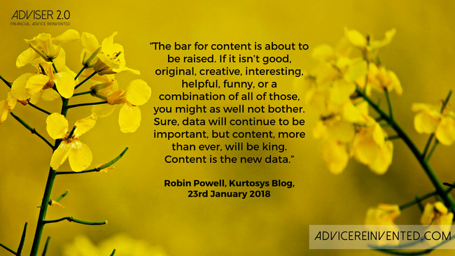 GDPR: What it means for advice firm marketers