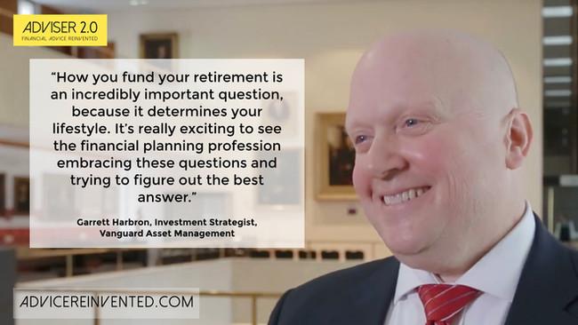 Garrett Harbron on the science of retirement