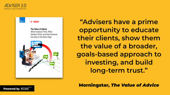 Firms need to articulate the interpersonal side of advice — Morningstar