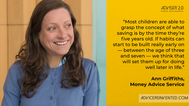 How to help children become financially savvy adults