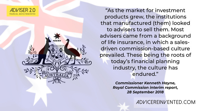 Six key quotes on Australian financial advice from the Royal Commission