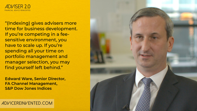 Why indexing is best for advisers as well as clients