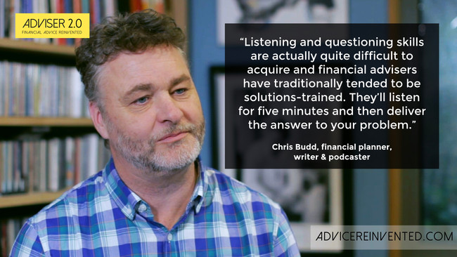 Chris Budd: Why clients need to be challenged